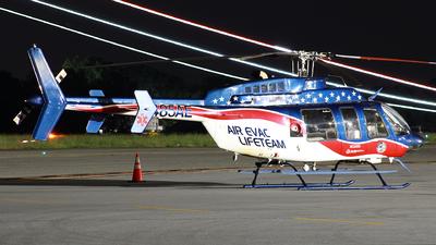 N485AE - Bell 407 - Air Evac Lifeteam
