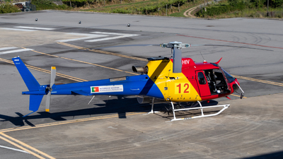A picture of CSHIV - Airbus Helicopters H125 - [8662] - © Daniel Filipe Pereira