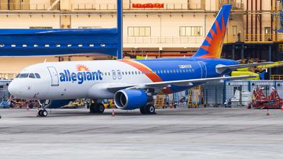 RP-C3266 - Airbus A320-214 - Allegiant Air