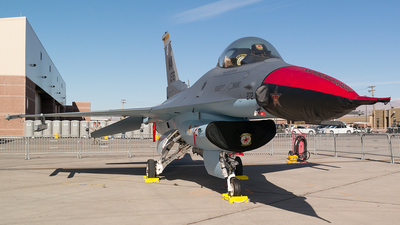 86-0272 - Lockheed Martin F-16C Fighting Falcon - United States - US Air Force (USAF)