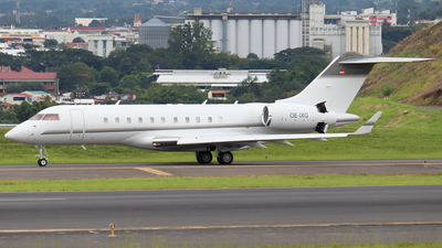 OE-IXG - Bombardier BD-700-1A11 Global 5000 - AVAG Air