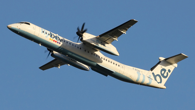 G-ECOO - Bombardier Dash 8-Q402 - Flybe