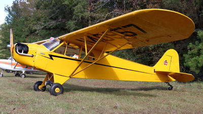 N40957 - Piper J-3L-65 Cub - Private