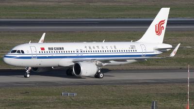 F-WWIX - Airbus A320-251N - Air China