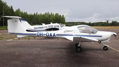OH-DAA - Diamond DA-20-A1 Katana - Private