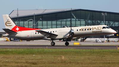 HB-IZH - Saab 2000 - Etihad Regional (Darwin Airline)