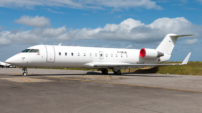 F-GRJG - Bombardier CRJ-100ER - HOP! for Air France