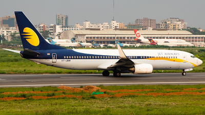 VT-JBM - Boeing 737-86N - Jet Airways