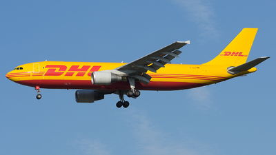 A picture of DAEAA - Airbus A300B4622R(F) - DHL - © Luca Cesati