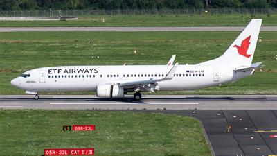 9A-LAB - Boeing 737-8K5 - ETF Airways