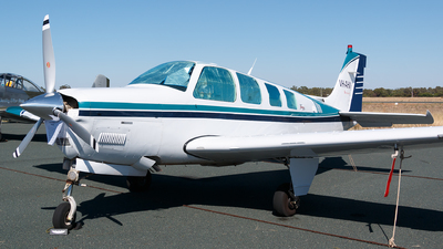VH-AHX - Beech A36 Bonanza - Private