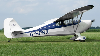 G-BPRX - Aeronca 11AC Chief - Private
