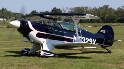 N5329X - Pitts S-2B Special - Private