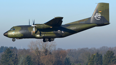 50-67 - Transall C-160D - Germany - Air Force