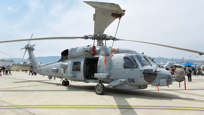 167032 - Sikorsky MH-60R Seahawk - United States - US Navy (USN)