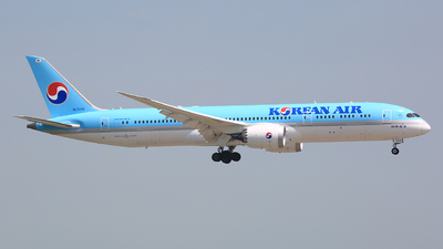 HL7209 - Boeing 787-9 Dreamliner - Korean Air