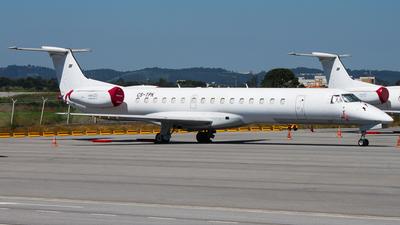 CS-TPK - Embraer ERJ-145EP - PGA Portugália Airlines