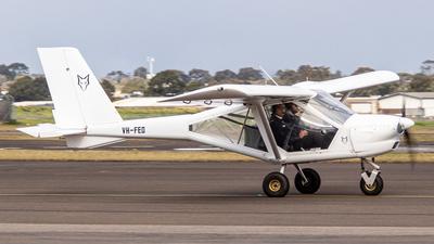 A picture of VHFEO - Aeroprakt 22LS - [118] - © Clinton_vern