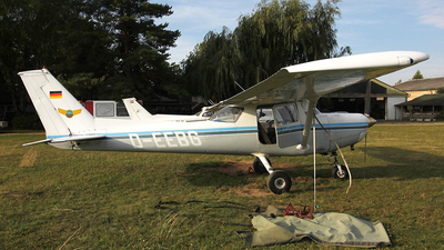 D-EEBG - Reims-Cessna F150G - Private