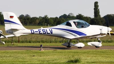 D-ESLV - Aquila A210 - Luftfahrtverein Essen