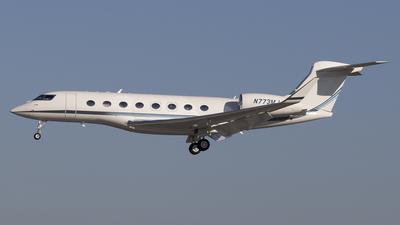 N773MJ - Gulfstream G650 - Private