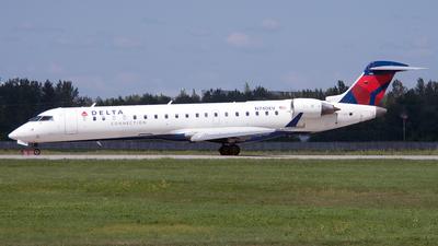 N740EV - Bombardier CRJ-701ER - Delta Connection (ExpressJet Airlines)