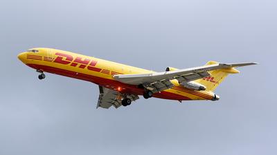 YV155T - Boeing 727-223(Adv)(F) - DHL (Vensecar Internacional)