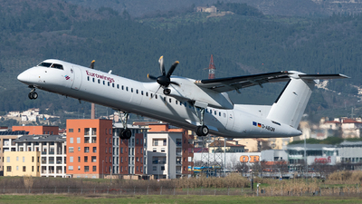 D-ABQM - Bombardier Dash 8-Q402 - Eurowings (LGW Luftfahrtgesellschaft Walter)