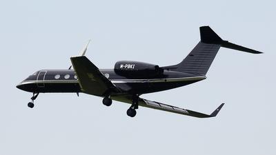 M-PBKI - Gulfstream G-IV(SP) - Gama Aviation
