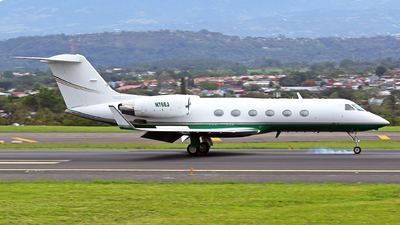 N76EJ - Gulfstream G-IV(SP) - Private