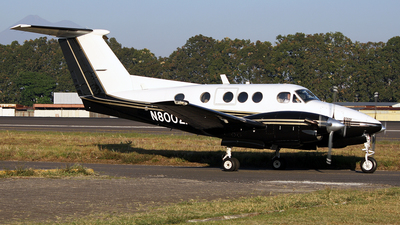 N800ZA - Beechcraft F90 King Air - Private