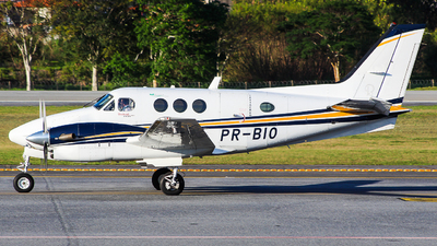PR-BIO - Beechcraft C90GT King Air - Líder Táxi Aéreo