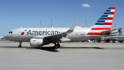 N9006 - Airbus A319-115 - American Airlines