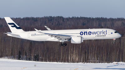 A picture of OHLWB - Airbus A350941 - Finnair - © Christian Ström - espoospotter