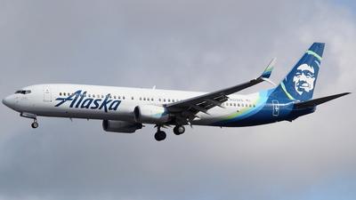 N323AS - Boeing 737-990 - Alaska Airlines