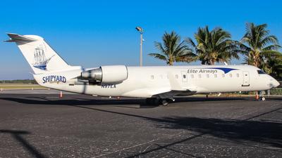 N97EA - Bombardier CRJ-100ER - Elite Airways