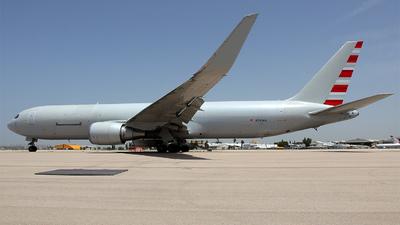 A picture of N390AA - Boeing 767323(ER) - [27450] - © Rami Mizrahi