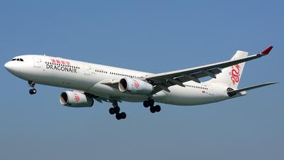 B-HWM - Airbus A330-343 - Dragonair
