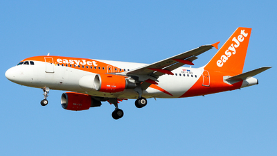 OE-LQD - Airbus A319-111 - easyJet Europe