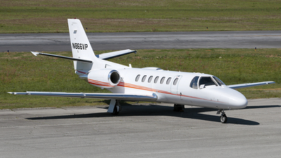 N866VP - Cessna 560 Citation Encore - Private