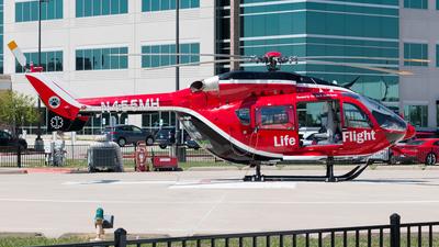 N455MH - Eurocopter EC 145 - Memorial Hermann Life Flight
