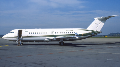 HZ-NB2 - British Aircraft Corporation BAC 1-11 Series 401AK - Private