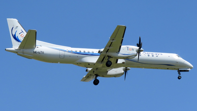 SE-LTU - Saab 2000 - Tus Airways