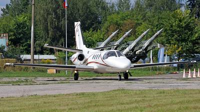RA-2400G - Cessna 501 Citation - Private