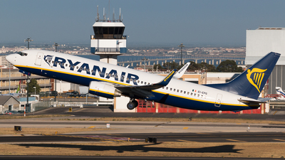 EI-EPG - Boeing 737-8AS - Ryanair