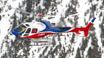 A picture of IWILD - Airbus Helicopters H125 - [4633] - © RockyCom - Rocco Comandè