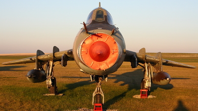 203 - Sukhoi Su-22UM Fitter - Poland - Air Force