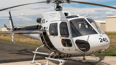 VH-DVM - Eurocopter AS 350B3 Ecureuil - Orange Helicopters