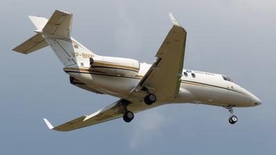 VP-BNW - Hawker Beechcraft 850XP - Sirius Aero