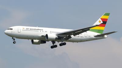 Z-WPF - Boeing 767-2N0(ER) - Air Zimbabwe